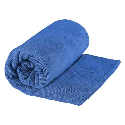 Sea to Summit Tek Towel - Extra-Small in Cobalt Blue - Closeouts