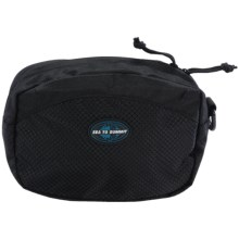 Sea to Summit Toiletries Bag - Large in Black - Closeouts