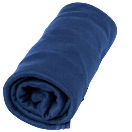 Sea To Summit Towel - Large in Cobalt Blue - Closeouts