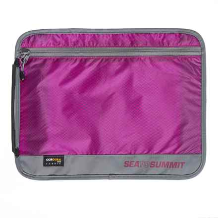 Sea To Summit Traveling Light Document Pouch in Berry - Closeouts