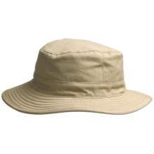 Sea to Summit Wyndham Hat (For Men and Women) in Camel - Closeouts