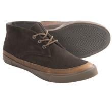 Sea Vees 12/62 Maslon Desert Suede Boots (For Men) in Chocolate - Closeouts