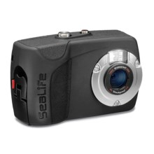 SeaLife Mini II Digital Camera - Waterproof in Black - 2nds