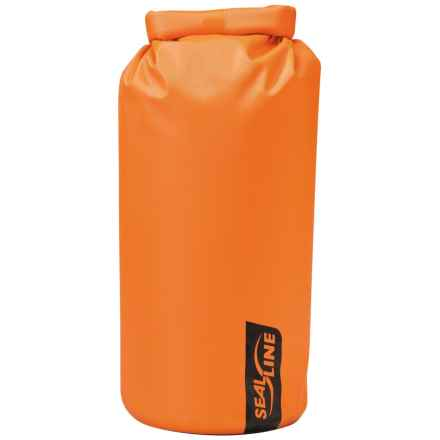 SealLine Baja Dry Bag - 20L in Orange - Closeouts