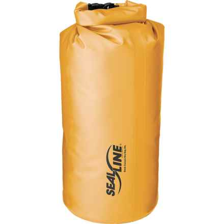 SealLine Black Canyon Dry Bag - 20L, Waterproof in Yellow - Closeouts