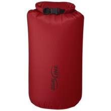SealLine Cirrus Ultralight Dry Sack - 10L in Pomegranate - Closeouts