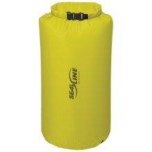 SealLine Cirrus Ultralight Dry Sack - 20L in Limon - Closeouts