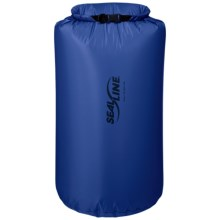 SealLine Cirrus Ultralight Dry Sack - 30L in Blueberry - Closeouts