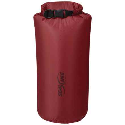 SealLine Cirrus Ultralight Dry Sack - 5L in Pomgrnate - Closeouts