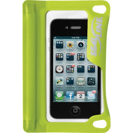 SealLine eSeries 8 Protective Dry Case in Green