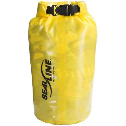 SealLine Nimbus Dry Sack - 20L, Waterproof in Yellow - Closeouts