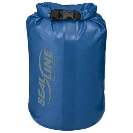 SealLine Nimbus Dry Sack - 5L, Waterproof in Blue - Closeouts