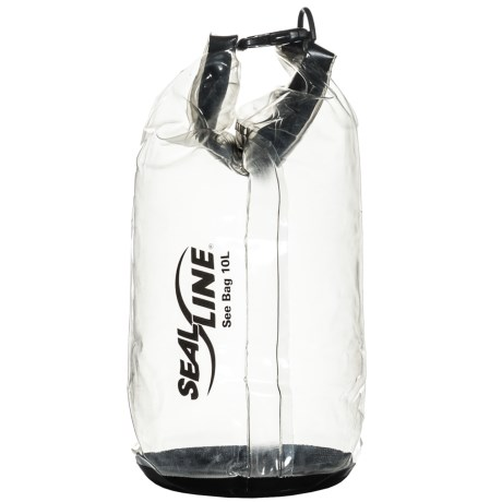 SealLine See Dry Bag - 10L in Smoke Tint