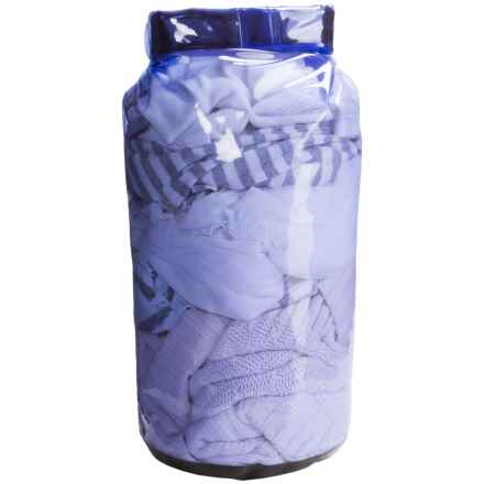 SealLine See Dry Bag - 10L, Waterproof in Blue Tint - Closeouts
