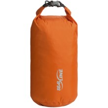 SealLine Storm Multisport Dry Sack - 25L in Orange - Closeouts