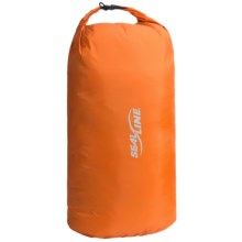 SealLine Storm Multisport Dry Sack - 60L in Orange - Closeouts