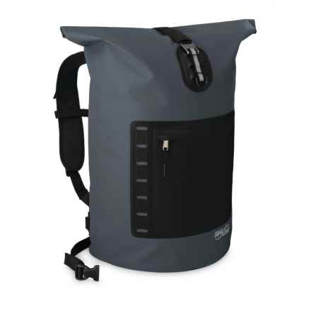 SealLine Urban 37L Backpack - Large in Gray - Closeouts