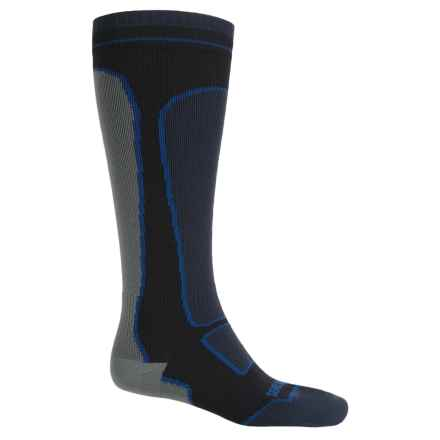 SealSkinz Heavyweight Waterproof Socks - Over the Calf (For Men and Women) in Black - Closeouts