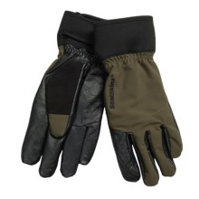 SealSkinz Hunting Gloves - Waterproof (For Men and Women) in Olive - Closeouts