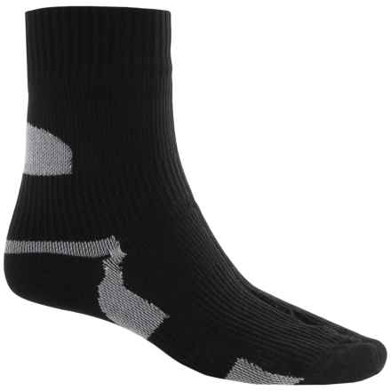SealSkinz Thin Socks - Waterproof, Ankle (For Men and Women) in Black - Closeouts