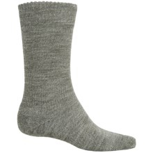 Sealskinz Waterproof Hiking Socks - Crew (For Men and Women) in Green - Closeouts