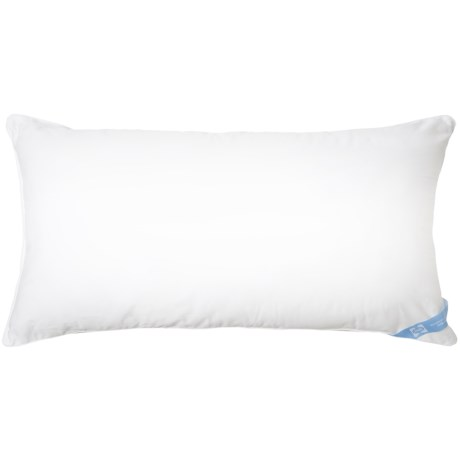 Sealy Moisture-Wicking Bed Pillow - King, 300 TC in White