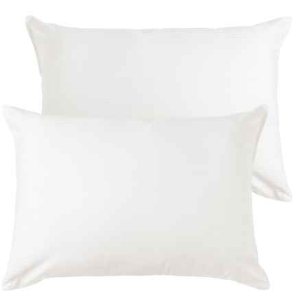 SEALY POSTURE PEDIC Posturepedic® Cotton Comfort Bed Pillows - Jumbo, 2-Pack in White - Closeouts
