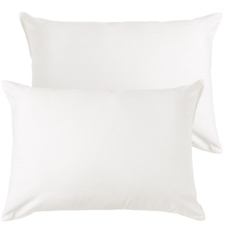 Sealy Posturepedic Posturepedic® Cotton Comfort Bed Pillows - Jumbo, 2-Pack in White