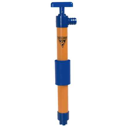 Seattle Sports Bilge Pump in Blue/Orange - Closeouts