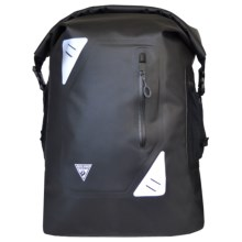 Seattle Sports Central 25L Backpack - Waterproof in Black - Closeouts