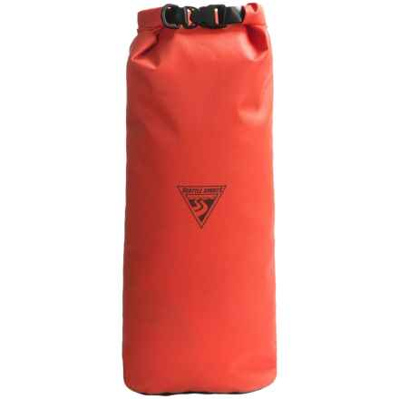 Seattle Sports Ecotuff Waterproof Dry Bag - 20L in Red - Closeouts
