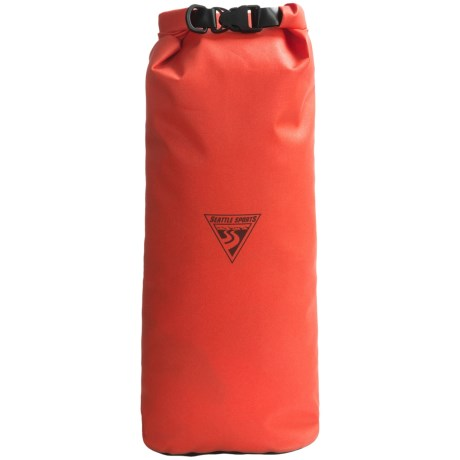 Seattle Sports Ecotuff Waterproof Dry Bag - 20L in Red