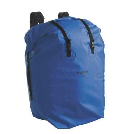Seattle Sports H2O Waterproof Gear Bag - Large in Blue - Closeouts
