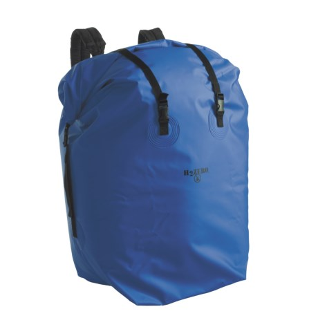 Seattle Sports H2O Waterproof Gear Bag - Large in Blue