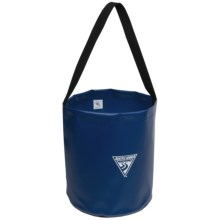 Seattle Sports Heavy-Duty Camp Bucket in Blue - Closeouts
