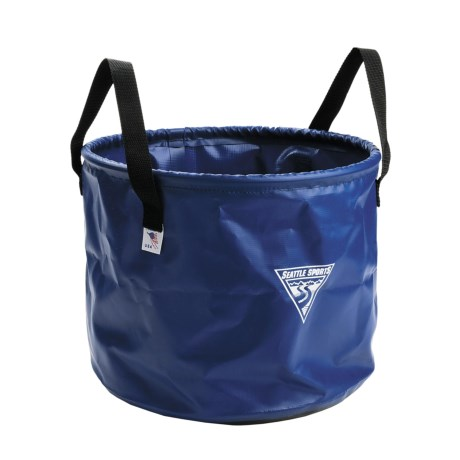 Seattle Sports Jumbo Camp Sink - 6-Gallon in Blue