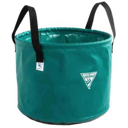 Seattle Sports Jumbo Camp Sink - 6-Gallon in Green - Closeouts