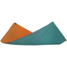 "Seattle Sports Microfiber Camp Towel - 40x15"" in Blue - Closeouts"