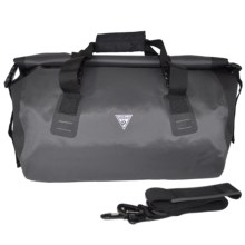 Seattle Sports Navigator Duffel Bag - Waterproof, Small in Black - Closeouts