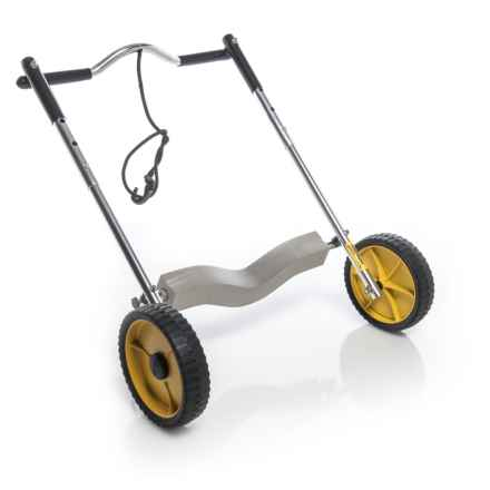 Seattle Sports Original End Cart in Silver - Overstock