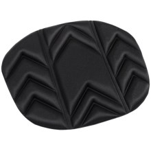 Seattle Sports Tri-Fold Camp Cushion in Black - Closeouts