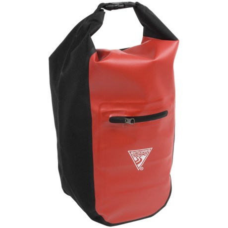 Seattle Sports U/B Dry Stuff Sack - 40L in Red