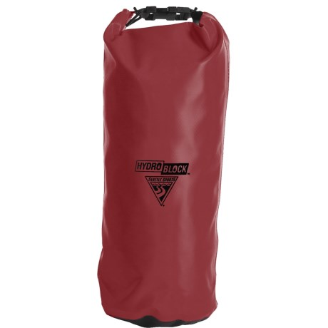 Seattle Sports Waterproof Dry Bag - Extra Large in Maroon