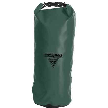 Seattle Sports Waterproof Dry Bag - Large in Spruce Green - Closeouts