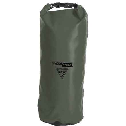 Seattle Sports Waterproof Dry Bag - Medium in Spruce Green - Closeouts