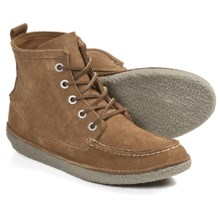 SeaVees 02/60 5 Eye Trail Boots (For Men) in Trail Brushed Suede - Closeouts