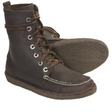 SeaVees 02/60 7-Eye Trail Boots (For Men) in Walnut Oiled Leather - Closeouts