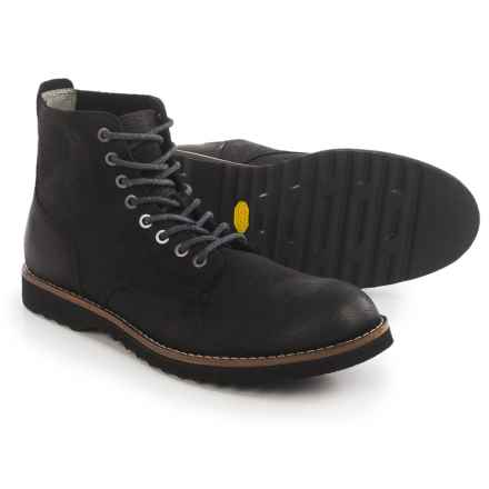 SeaVees 05/63 Boondocker Boots - Leather (For Men) in Black Iron - Closeouts