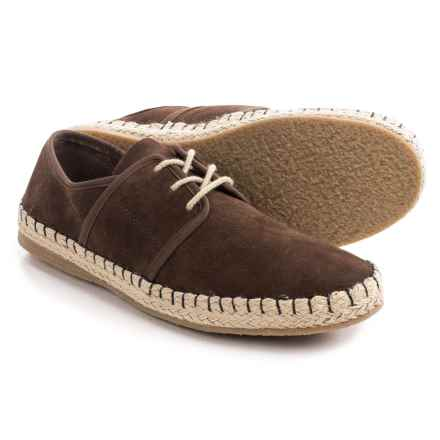 SeaVees 07/60 Sorrento Sand Shoes - Suede (For Men) in Chocolate - Closeouts