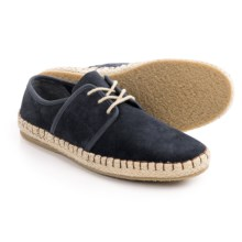 SeaVees 07/60 Sorrento Sand Shoes - Suede (For Men) in Navy - Closeouts